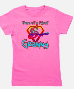 SuperGranny Girl's Tee