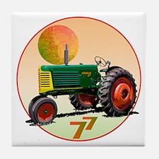 Oliver77RC-Tri-C10trans Tile Coaster