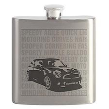 R56 Mini Descriptive Flask