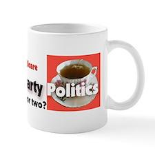 tea party politics Mug