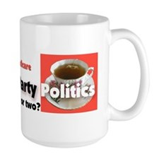 tea party politics Mug