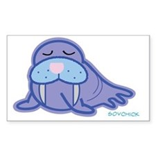walrus-plain Decal
