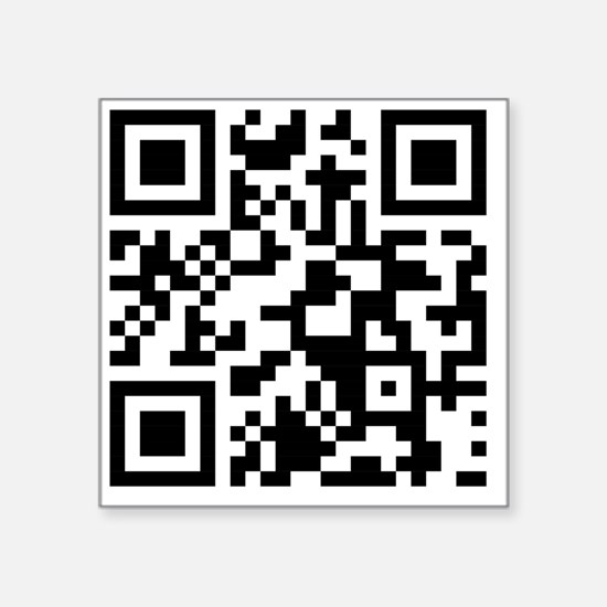 "GetMeABeerBitch Square Sticker 3"" x 3"""