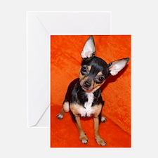 ChihuahuaJournal Greeting Card