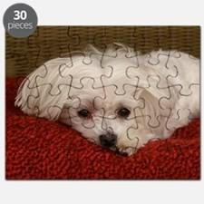 MalteseMousePad3 Puzzle