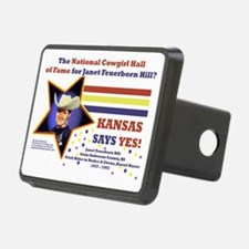 ks says yes T print Hitch Cover