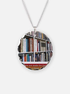 bookworm Necklace
