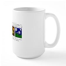 4 seasons of fun copy white lettering l Mug