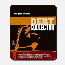 debt_collector_A3_export Mousepad