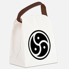 triskelion Canvas Lunch Bag