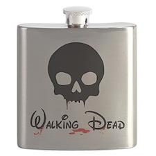 Walking Dead Flask