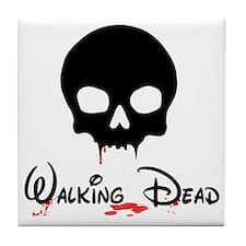 Walking Dead Tile Coaster