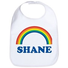 SHANE (rainbow) Bib