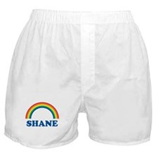SHANE (rainbow) Boxer Shorts