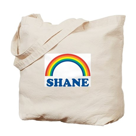 SHANE (rainbow) Tote Bag