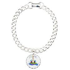 DIVE Charm Bracelet, One Charm