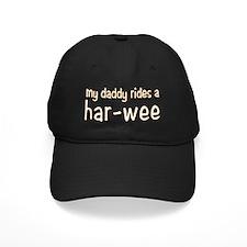 harwee white Baseball Hat