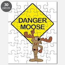 Danger Moose Puzzle