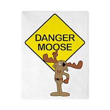 Danger Moose Twin Duvet