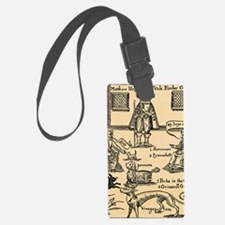 witchcraft Luggage Tag