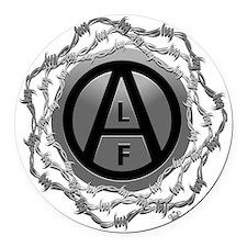 alf-02 Round Car Magnet