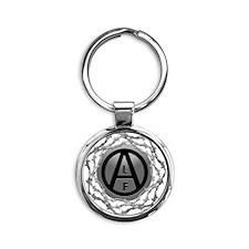 alf-02 Round Keychain