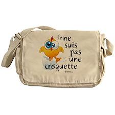 not-nuggets-pins-fr-03 Messenger Bag