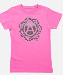 alf-black-02 Girl's Tee