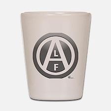 alf-white-03 Shot Glass