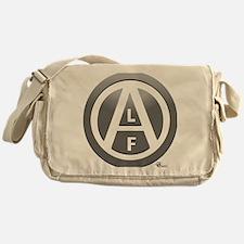 alf-white-03 Messenger Bag