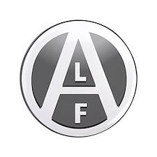 """alf-white-03 3.5"""" Button"""