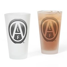 alf-white-03 Drinking Glass