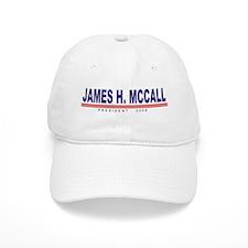 James H Mccall (simple) Baseball Cap