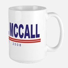 James H Mccall (simple) Large Mug