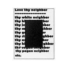 thypaganneighbor Picture Frame