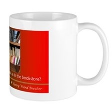books store quote Mug