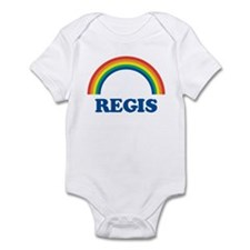 REGIS (rainbow) Infant Bodysuit