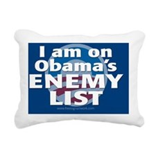 funny anti obama st... Rectangular Canvas Pillow