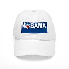 5x3oval_nobama Baseball Cap