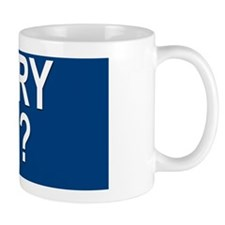 oval sorry yet Mug