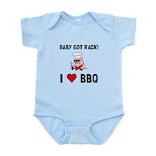 BBQ Baby Got Rack Body Suit