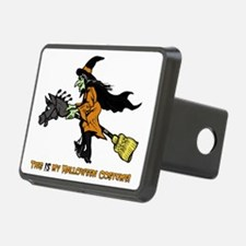 Halloween Witch Costume Hitch Cover