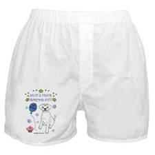 BoxerWhite Boxer Shorts