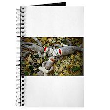 Autumn Frolic - Sock Monkey Journal