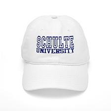 SCHULTE University Baseball Baseball Cap
