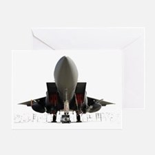 F-15 underside.gif Greeting Card