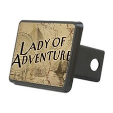 lady-of-adventure_11x18h Hitch Cover