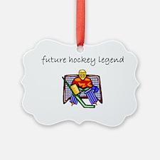 future hockey Ornament