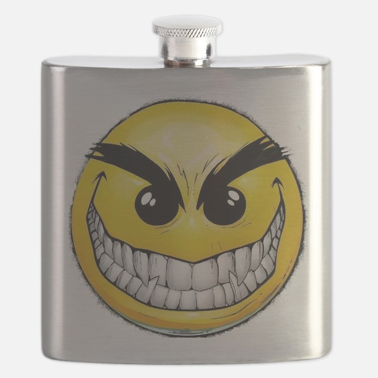 smiley-face-wallpaper-008 Flask