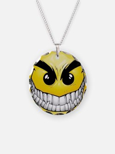 smiley-face-wallpaper-008 Necklace